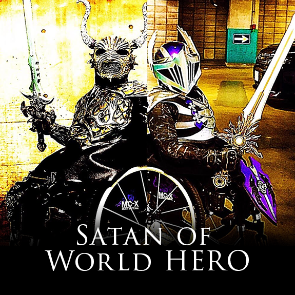 Satan of World HERO